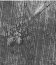 Пуск ЗУР. Снимок сделан израильским самолетом-разведчиком