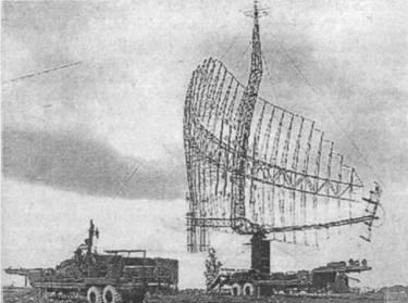 Радиолокационная станция воздушной разведки П-14