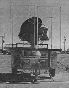 Радиолокационный дальномер AN/MPQ-51
