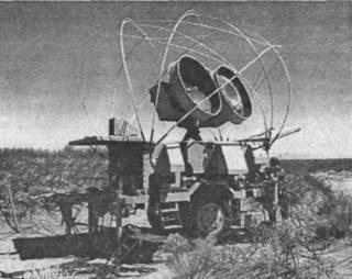 Радиолокатор подсвета цепи AN/MPQ-46