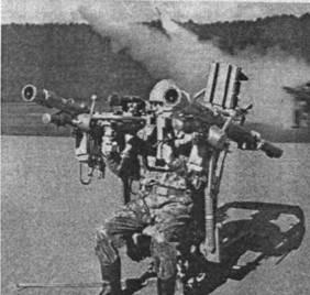 Спаренная опорно-пусковая установка «Джигит»