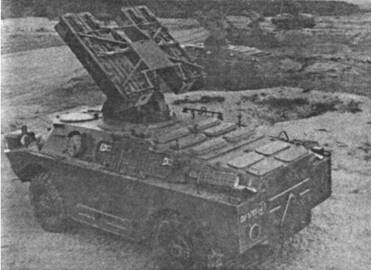 ЗРК«Стрела-1» в боевом положении