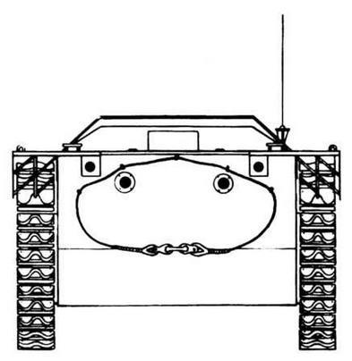 Плавающий транспортер LVT-2 «Водяной буйвол»