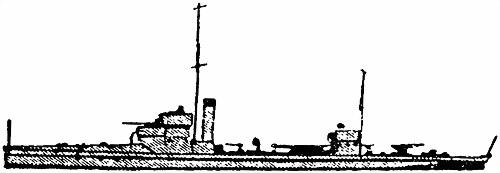 Русское посыльное судно «Воевода» стало финским сторожевиком «Matti-Kurki»