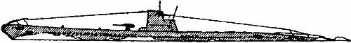 Германская подводная лодка