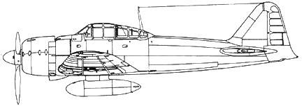 A6M3a Model 22