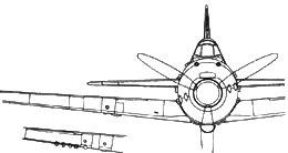 А5М5 Modei 52 фрагмент – A6M5с Model 52с