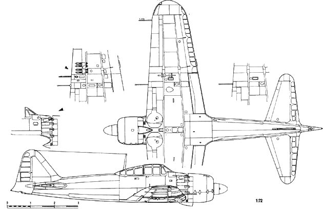 A6M5 Model 52