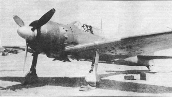 A6M5 модель 52с, крыльевое вооружение демонтировано, авиабаза Касанохара, коней 1944 г.