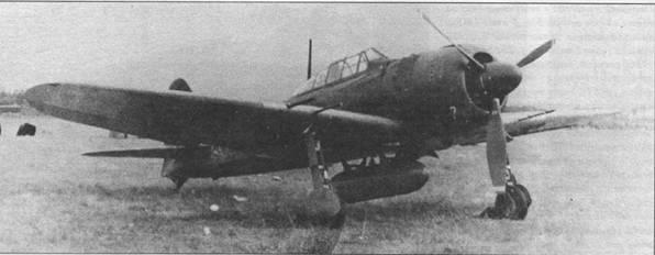 За счет установки крыльевых 13-мм пулеметов «Зеро» модель 52с получил пять стрелковых точек, в то же время 7,7-мм фюзеляжный пулемет был снят. Под фюзеляжем подвешен топливный бак позднего типа. Темно-зеленый цвет в конце войны стал скорее черно-зеленым.