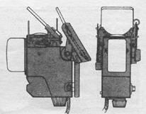 Прицел Тип 4, применявшийся на A6M7