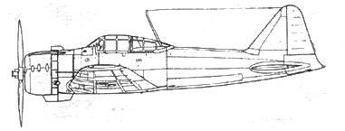 Экспериментальный палубный истребитель 12-Ши