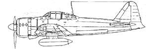 A6M2 Model 21 (поздний)