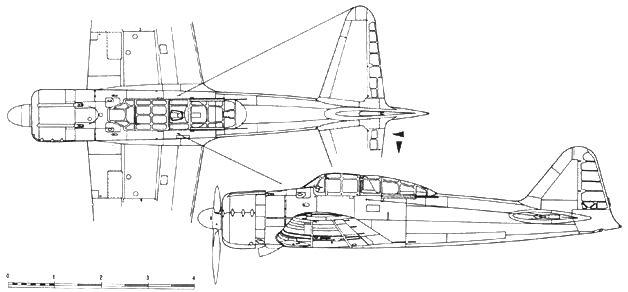 А6Н2 Model 21 полевая модификация