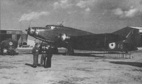 S.82, действовавший на стороне антигитлеровской коалиции, май 1945г.