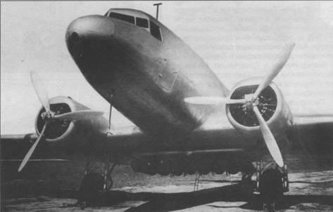 Один из первых выпущенных ПС-84 был оборудован мостом с бомбодержателями