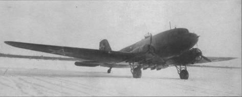 Ли-2НБ на испытаниях, декабрь 1943г.