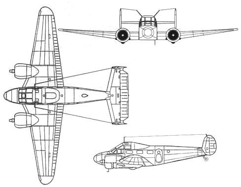 Beech JRB-1 Expeditor