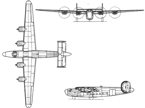 Consolidated С-87 Liberator Express