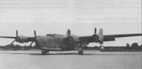 Опытный образец С-87 на испытаниях