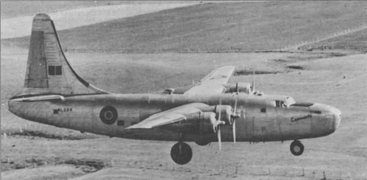 «Коммандо» — персональный самолет У.Черчилля