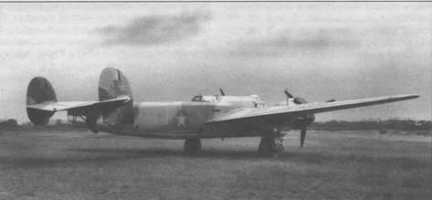«Албемарл» перед перегонкой в СССР, авиабаза Эррол (Шотландия), 1943г.