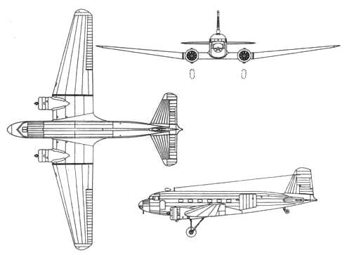 Douglas С-39