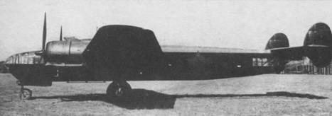 «Албемарл» на испытаниях в НИИ ВВС, 1943г.