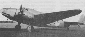 «Хадсон», использовавшийся как транспортная машина Специального разведывательного звена, на одном из аэродромов во Франции, ноябрь 1939г.