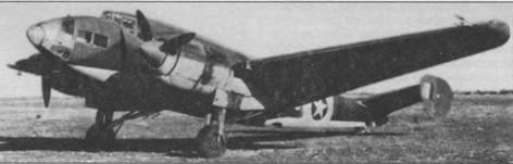 LeO 451Т, использовавшийся 57-й истребительной группой ВВС армии США, Сицилия, 1943г.