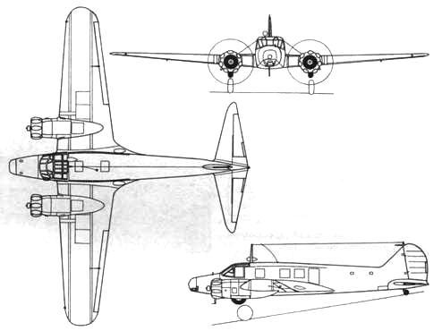 Avro Anson C.XII