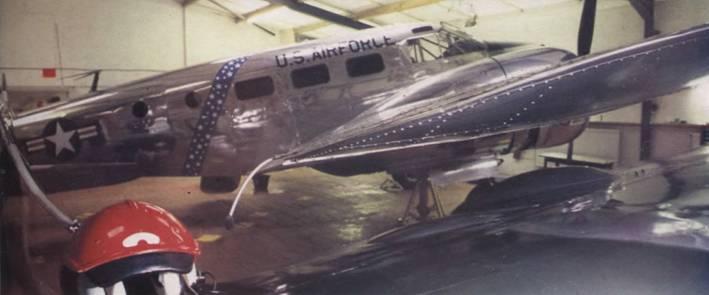 этот Бич С-45Н выставлен в небольшом музее в Северном Уэльсе (Великобритания)