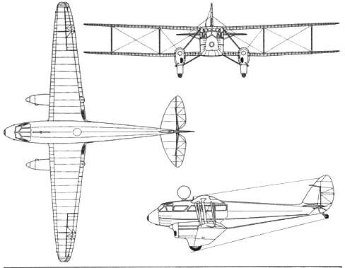 De Havilland DH.89B