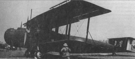 «Валентия» из 50-й эскадрильи южноафриканских ВВС на передовом аэродроме в Восточной Африке, 1941г.