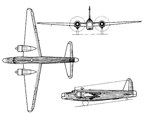 Vickers Wellington C.XVI