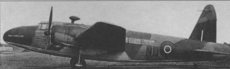 «Веллингтон» C.XV, переданный авиакомпании ВОАС