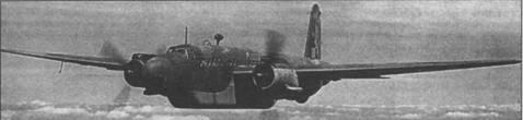 «Уорвик» С.III с подфюзеляжным контейнером