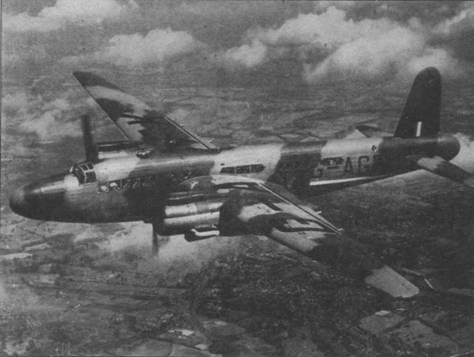 Vickers Warwick С Виккерс «Уорвик» С