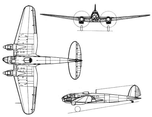 Heinkel Не 111H-10/R1
