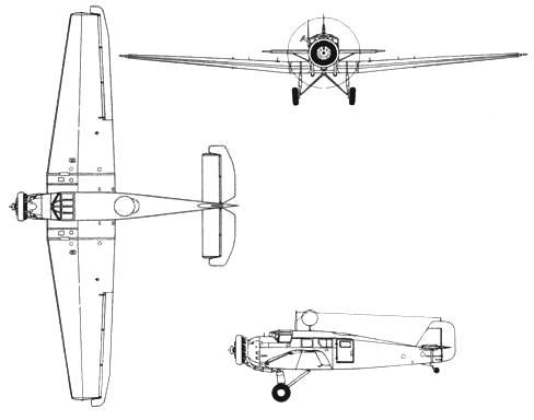 Junkers W34he