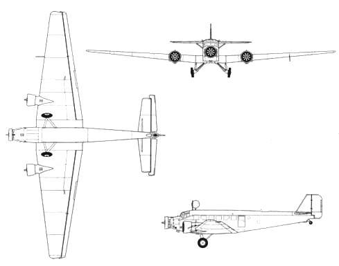 Junkers Ju 52/3mce