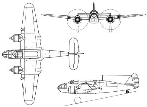 DAP (Bristol) Beaufort IX