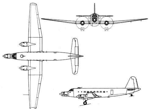 Junkers Ju 252А-1 Hercules