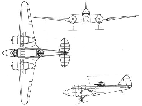 Airspeed Oxford I