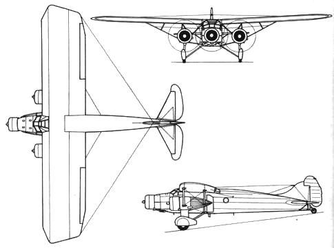 Caproni Са133Т