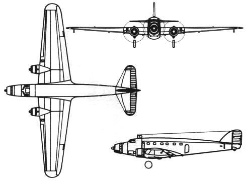 SIAI S.75 (ранней серии)