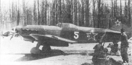 Як-9Т-37, вооруженный пушкой НС-37. Пушка пробивала броню толщиной до 48 мм.