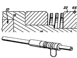 Подводная стреляющая трость <strong>Фрэнка В. Либераторе.