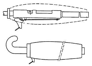 Французский огнестрельный зонт