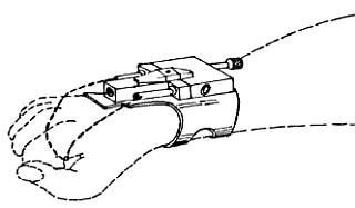 «Запястьевый» пистолет<strong>Е Т. Хилла